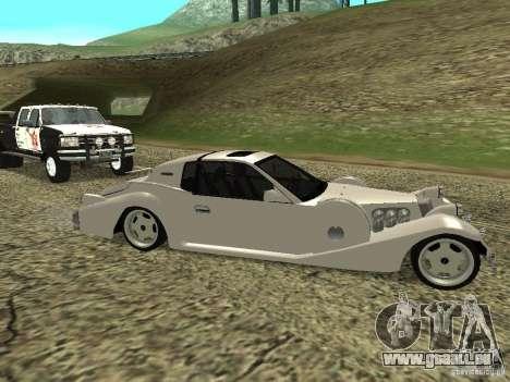 Mitsuoka Le-Seyde pour GTA San Andreas vue de droite