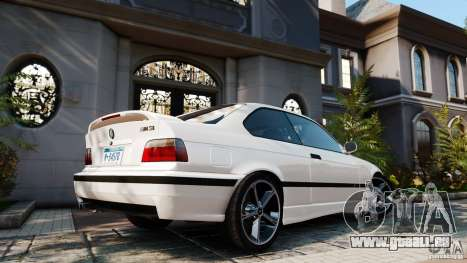 BMW M3 v2.0 für GTA 4 linke Ansicht