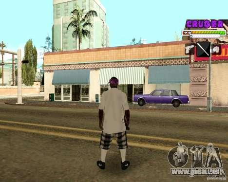 Ballas by R.Cruger pour GTA San Andreas troisième écran