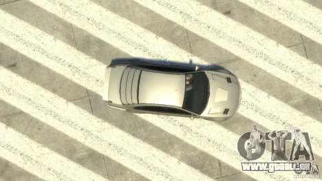 Sentinel Grand Sport für GTA 4 rechte Ansicht