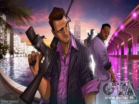 Boot Screen von Vice City für GTA San Andreas