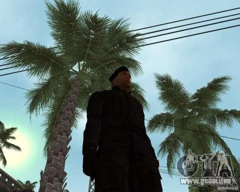 Jason Statham pour GTA San Andreas troisième écran