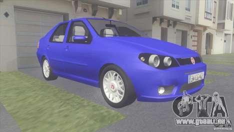 Fiat Albea Sole für GTA San Andreas