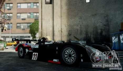 Panoz LMP-1 Roadster S 2003 pour GTA 4