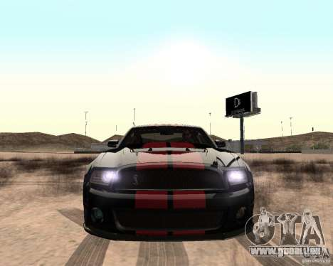 Star ENBSeries by Nikoo Bel für GTA San Andreas dritten Screenshot