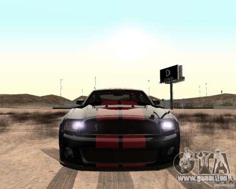 Star ENBSeries by Nikoo Bel für GTA San Andreas dritten Screenshot