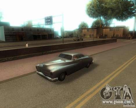 ENBseries pour moyen- et haute puissance PC pour GTA San Andreas