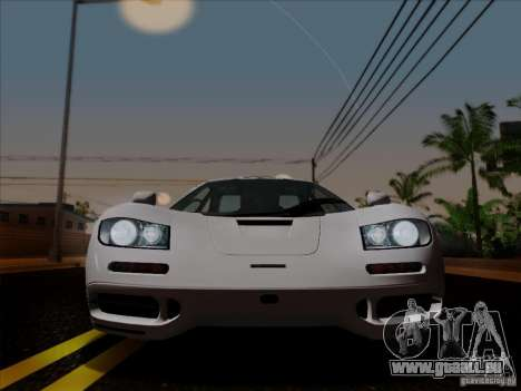McLaren F1 1994 v1.0.0 pour GTA San Andreas