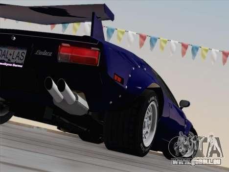 De Tomaso Pantera GT4 für GTA San Andreas Innen