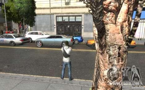 Desmond Miles de AC3 pour GTA 4 secondes d'écran
