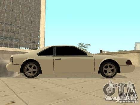 Fortune par Foresto_O pour GTA San Andreas vue arrière