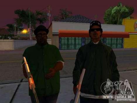 Grove Street Forever für GTA San Andreas fünften Screenshot