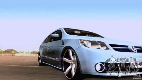 Volkswagen Golf G5 für GTA San Andreas linke Ansicht