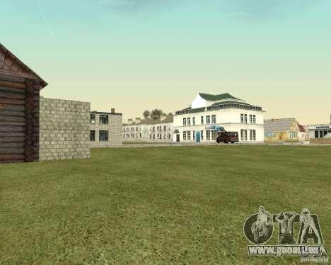 Nouveau champ de rêves pour GTA San Andreas quatrième écran