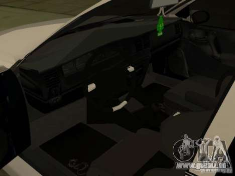 Opel Vectra B für GTA San Andreas rechten Ansicht