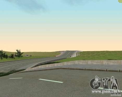 Gebäude der Straße nach Criminal Russland beende für GTA San Andreas