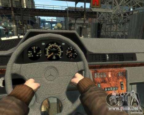 Mercedes-Benz C220 W202 pour GTA 4 est un droit
