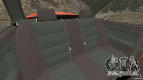 BMW M3 E36 für GTA 4 Seitenansicht