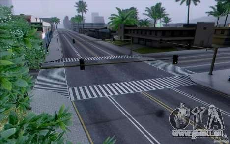 HD Road v3. 0 für GTA San Andreas