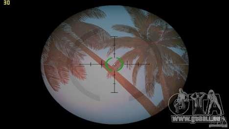 Viseur optique de GTA 5 GTA Vice City pour la troisième écran