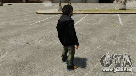 Sam Fisher-v1 für GTA 4 fünften Screenshot
