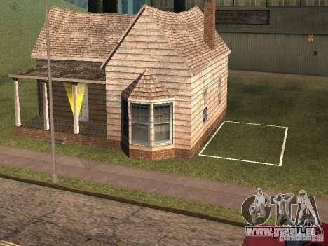 Parking Save Garages pour GTA San Andreas cinquième écran