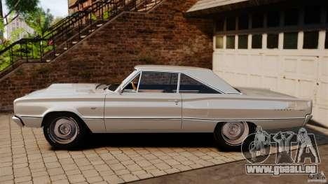 Dodge Coronet 1967 pour GTA 4 est une gauche