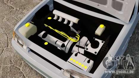 VAZ-2114 für GTA 4 Innenansicht