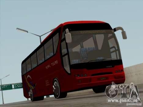 Neoplan Tourliner. Rural Tours 1502 für GTA San Andreas obere Ansicht