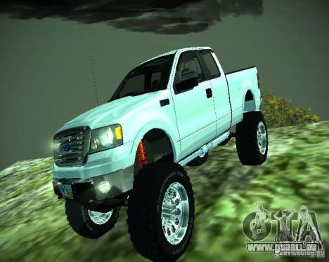 Ford F-150 EXT pour GTA San Andreas