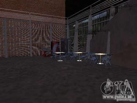 Busparkplatz Version V1. 2 für GTA San Andreas achten Screenshot