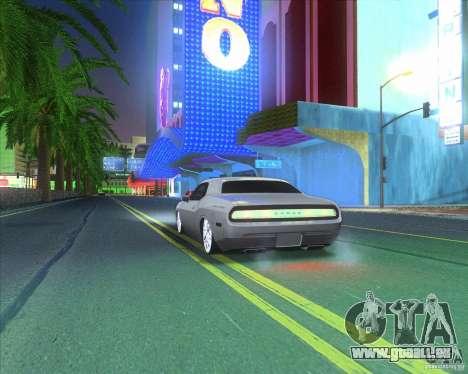 ENBSeries by LeRxaR v3.0 pour GTA San Andreas deuxième écran