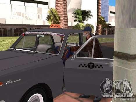 Erneuerung des Flughafens in Las Venturase für GTA San Andreas siebten Screenshot