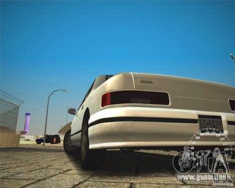 ECHO HD from GTA 3 pour GTA San Andreas vue de droite