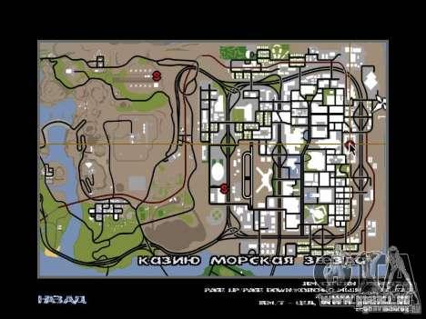 New Chinatown für GTA San Andreas elften Screenshot