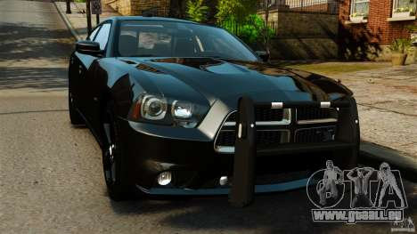 Dodge Charger RT Max FBI 2011 [ELS] für GTA 4