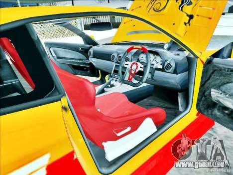 Nissan Silvia S15 Calibri-Ace pour GTA San Andreas vue de droite