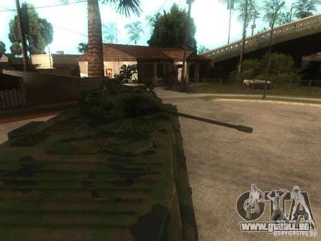 BMP-2 in COD MW2 für GTA San Andreas rechten Ansicht