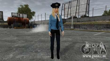 Neue Mädchen-V 4.0 für GTA 4