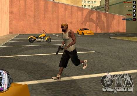 LoSV3 pour GTA San Andreas