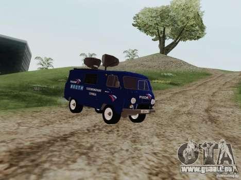 UAZ-3741 für GTA San Andreas rechten Ansicht