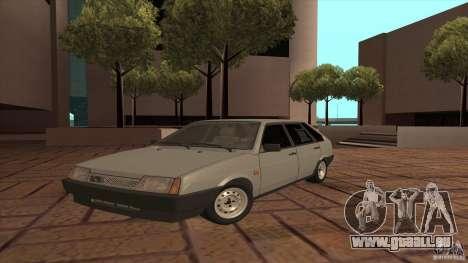 VAZ 2109 Drain für GTA San Andreas