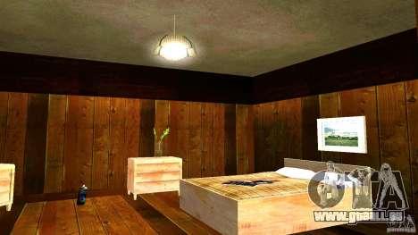 Neue Texturen für den Haus-CJ für GTA San Andreas