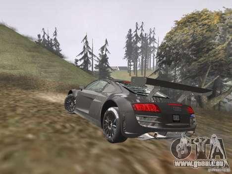 Audi R8 LMS v3.0 für GTA San Andreas linke Ansicht