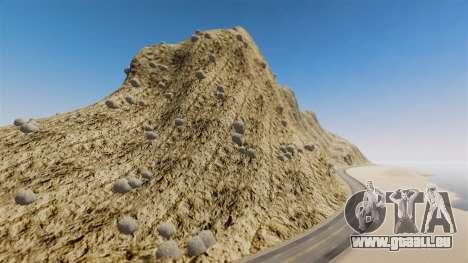 Berggipfel für GTA 4 fünften Screenshot