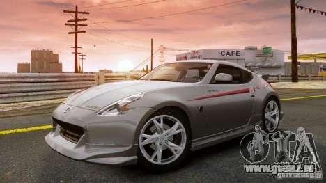 Nissan 370Z NISMO S-Tune pour GTA 4