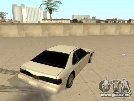 Fortune par Foresto_O pour GTA San Andreas vue de droite