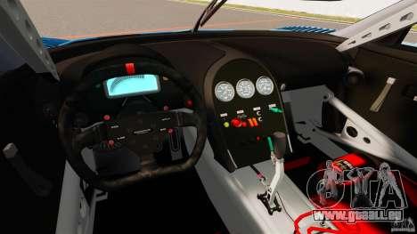 Bugatti Veyron 16.4 Body Kit Final pour GTA 4 Vue arrière