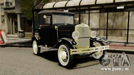 Ford Model T 1926 für GTA 4