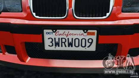 BMW M3 E36 für GTA 4 Räder